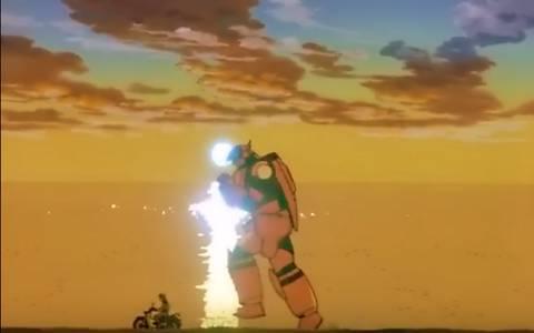 Gunbuster-Video-OP-300 Gunbuster OVA Series 2 Review