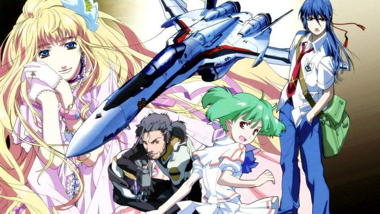 Macrossfrontier-WP15-600-768x432 Anime by Genre