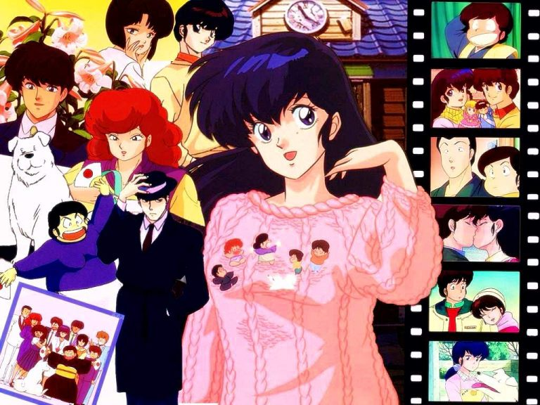 MaisonIkkoku-WP12-O-768x576 Maison Ikkoku OVA 1 Review