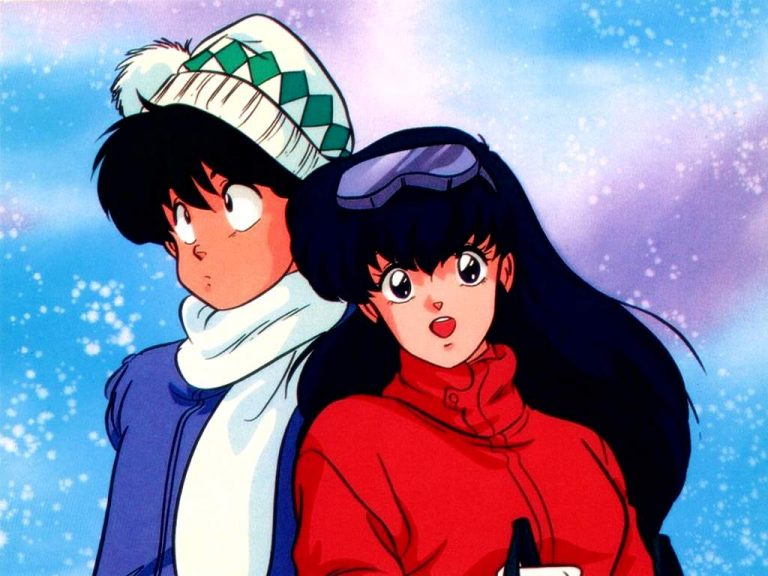MaisonIkkoku-WP14-O-768x576 Maison Ikkoku OVA 1 Review