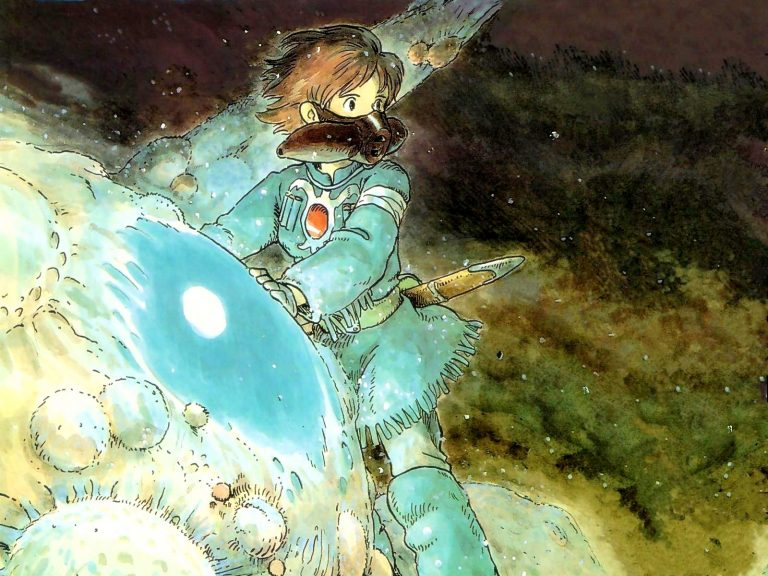 Nausicaa-WP21-O-768x576 Nausicaä of the Valley of the Wind Movie Review