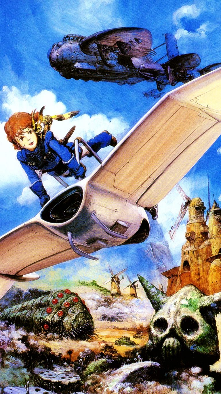 Nausicaa-WP23-O-768x1365 Nausicaä of the Valley of the Wind Movie Review