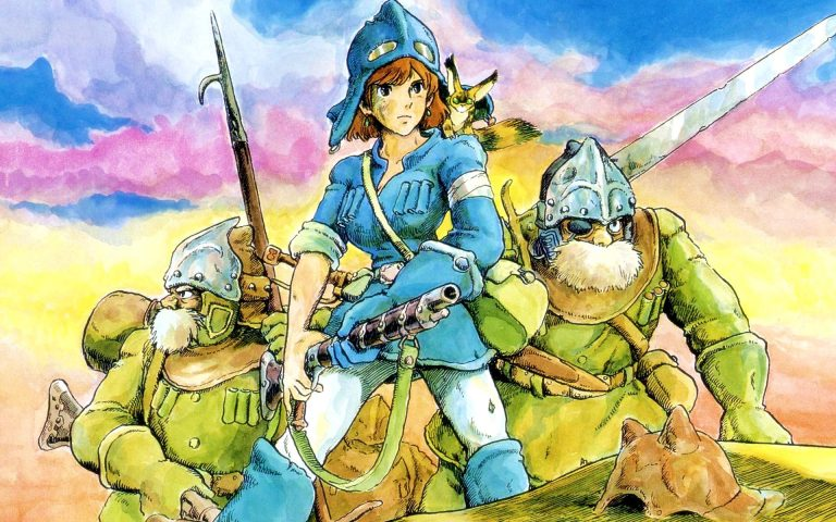 Nausicaa-WP24-O-768x480 Nausicaä of the Valley of the Wind Movie Review