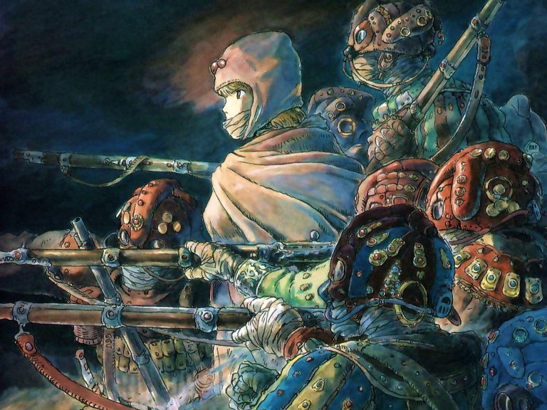 Nausicaa-WP25-O-768x576 Nausicaä of the Valley of the Wind Movie Review
