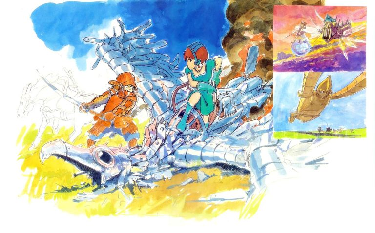 Nausicaa-WP7-O-768x478 Nausicaä of the Valley of the Wind Movie Review