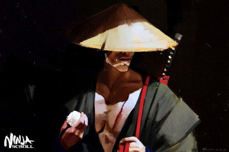NinjaScroll-WP7-O-768x512 Ninja Scroll Movie Review