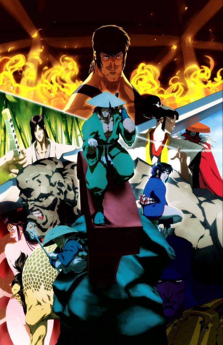 NinjaScroll-WP9-O-768x1188 Ninja Scroll Movie Review