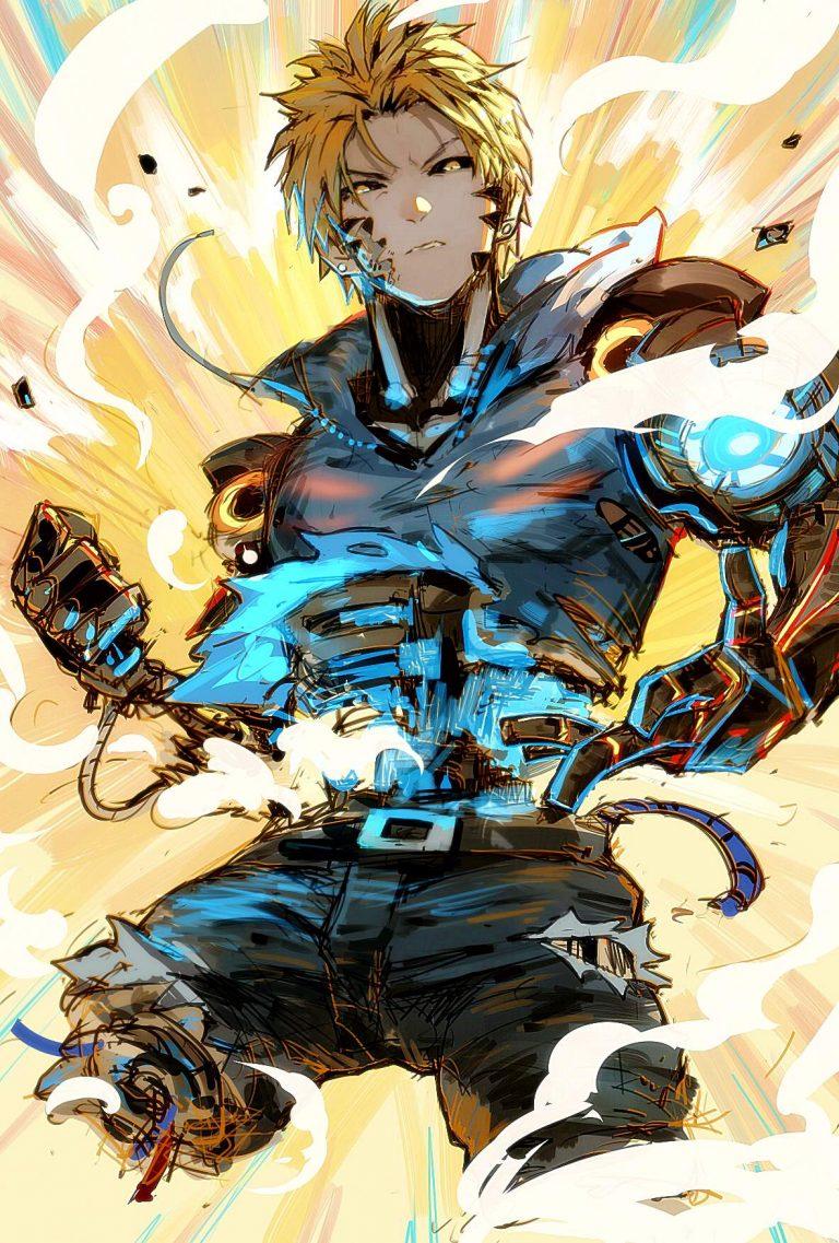 OnePunchMan-WP34-O-768x1137 One-Punch Man OVA 1 Review