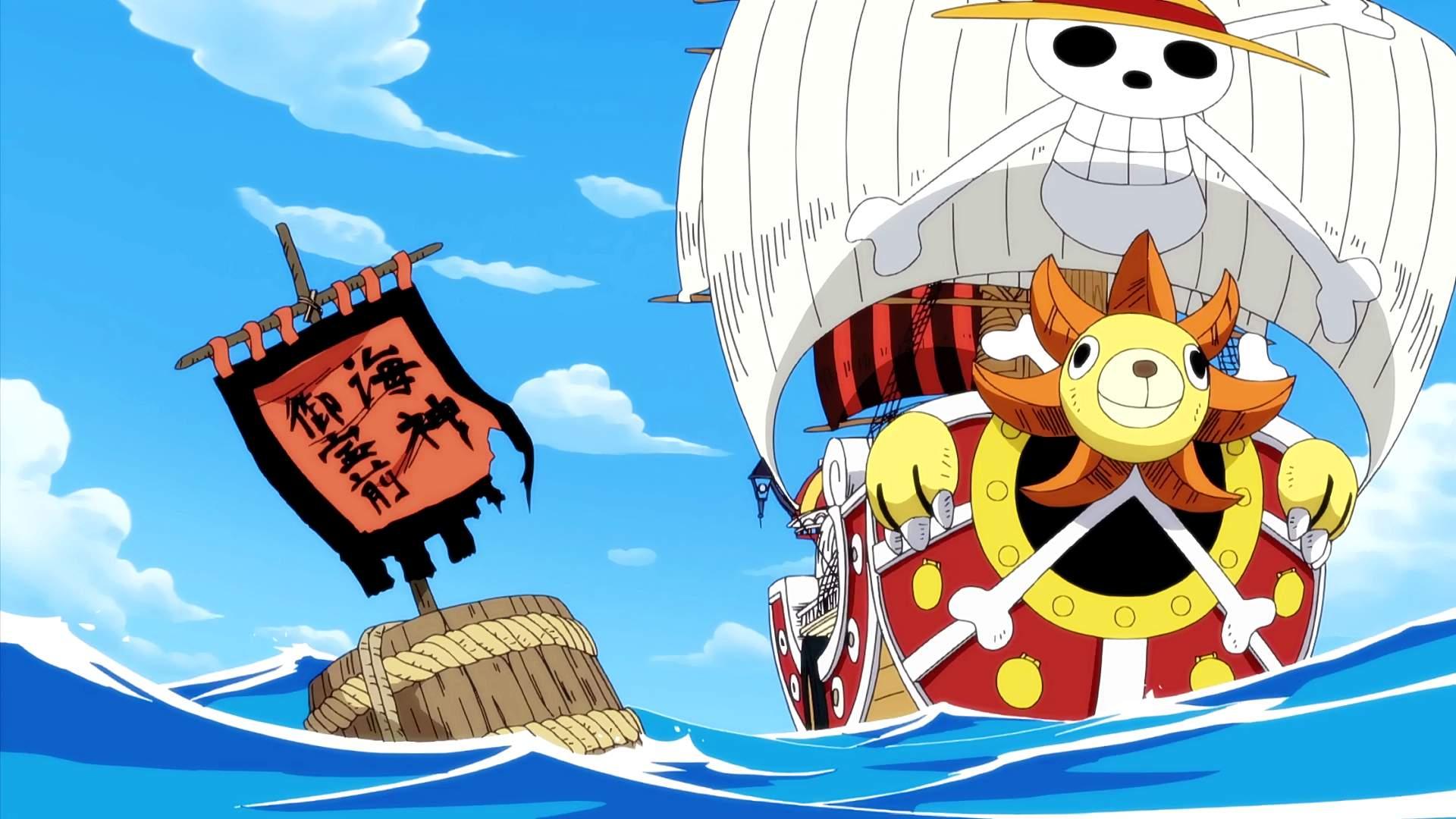 Onepiece-TV10-SS2-O One Piece Season 10 Review