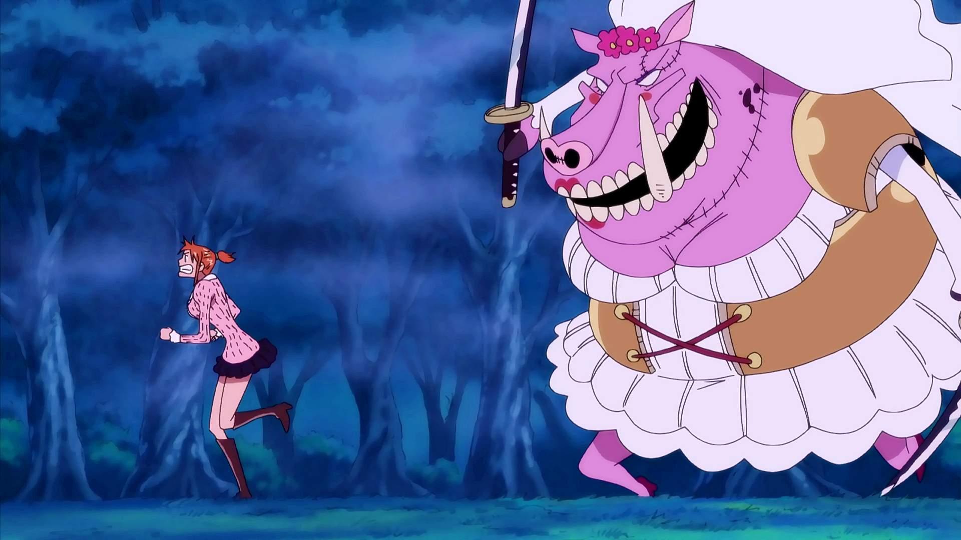 Onepiece-TV10-SS6-O One Piece Season 10 Review