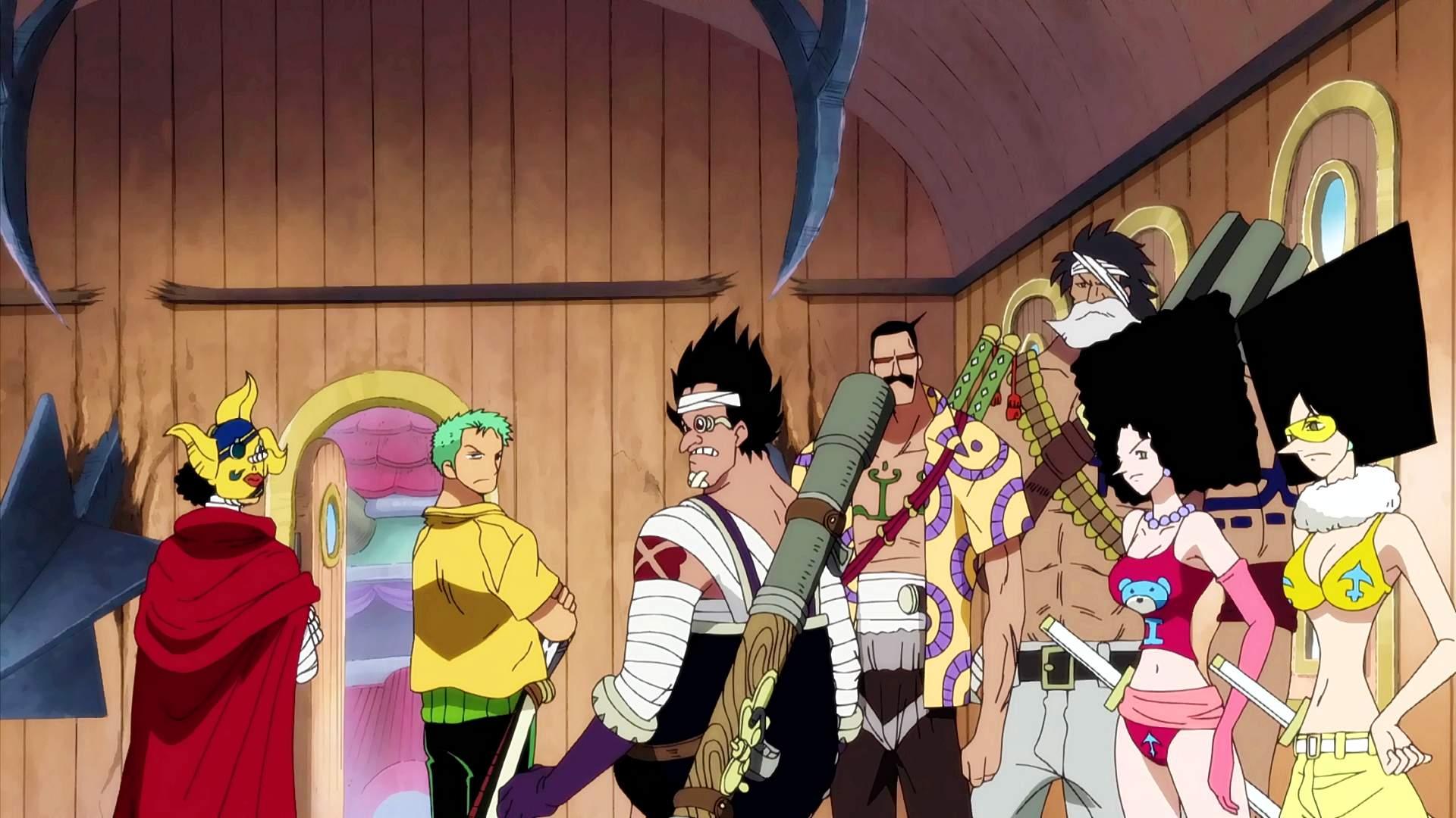 Onepiece-TV9-SS3-O One Piece Season 9 Review