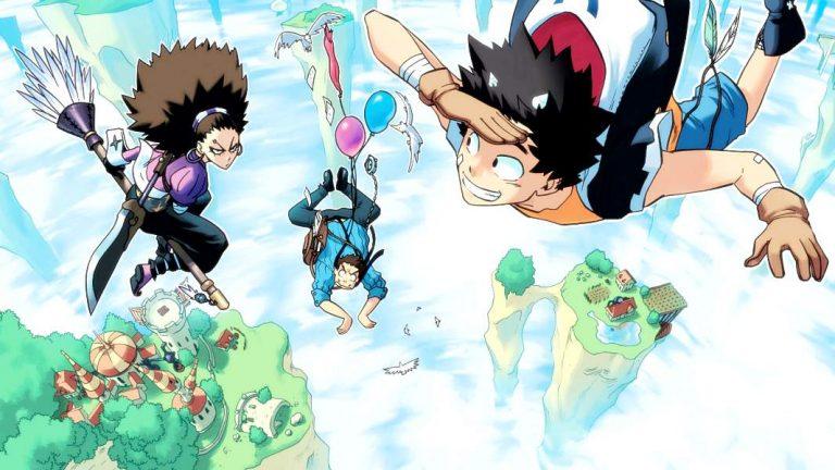 Radiant-Header-TV1-600-768x432 Anime by Genre