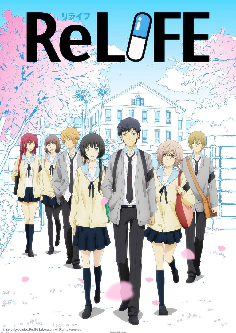 ReLIFE-WP1-O-768x1086 ReLIFE OVA Series 1 Review