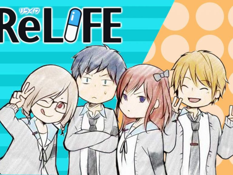 ReLIFE-WP11-O-768x576 ReLIFE OVA Series 1 Review