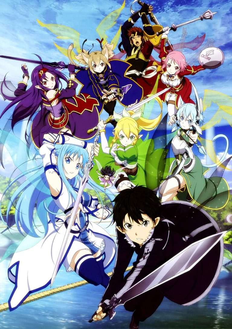SwordArtOnline-WP15-O-768x1090 Sword Art Online Movie 1 Review