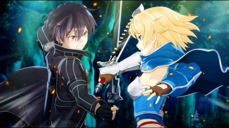 SwordArtOnline-WP24-O-768x432 Sword Art Online Movie 1 Review