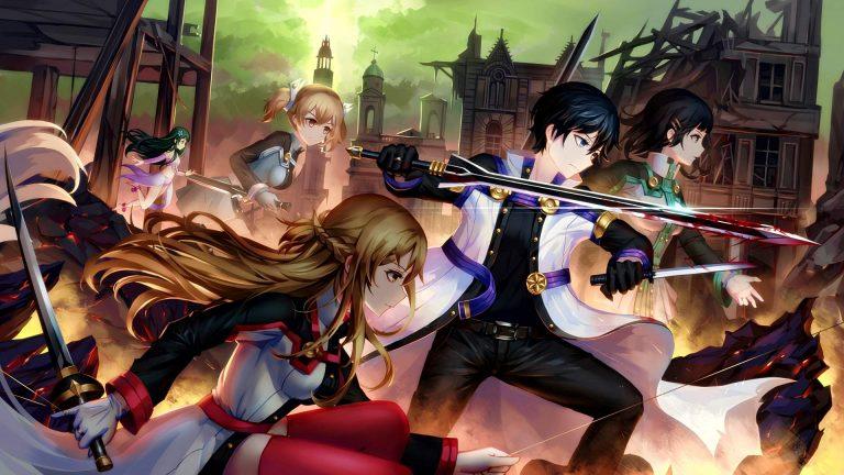SwordArtOnline-WP8-O-768x432 Sword Art Online Movie 1 Review