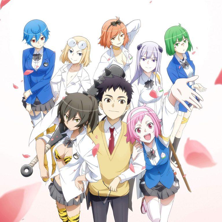 TenchiMuyo-WP11-O-768x768 Tenchi Muyo! War on Geminar OVA Series Review