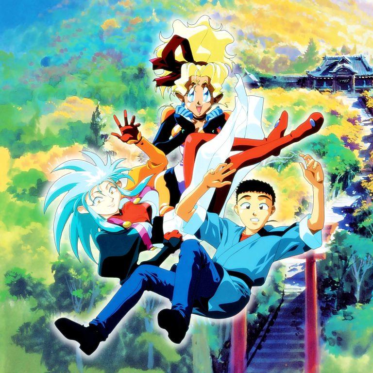 TenchiMuyo-WP4-O-768x768 Tenchi Muyo! War on Geminar OVA Series Review