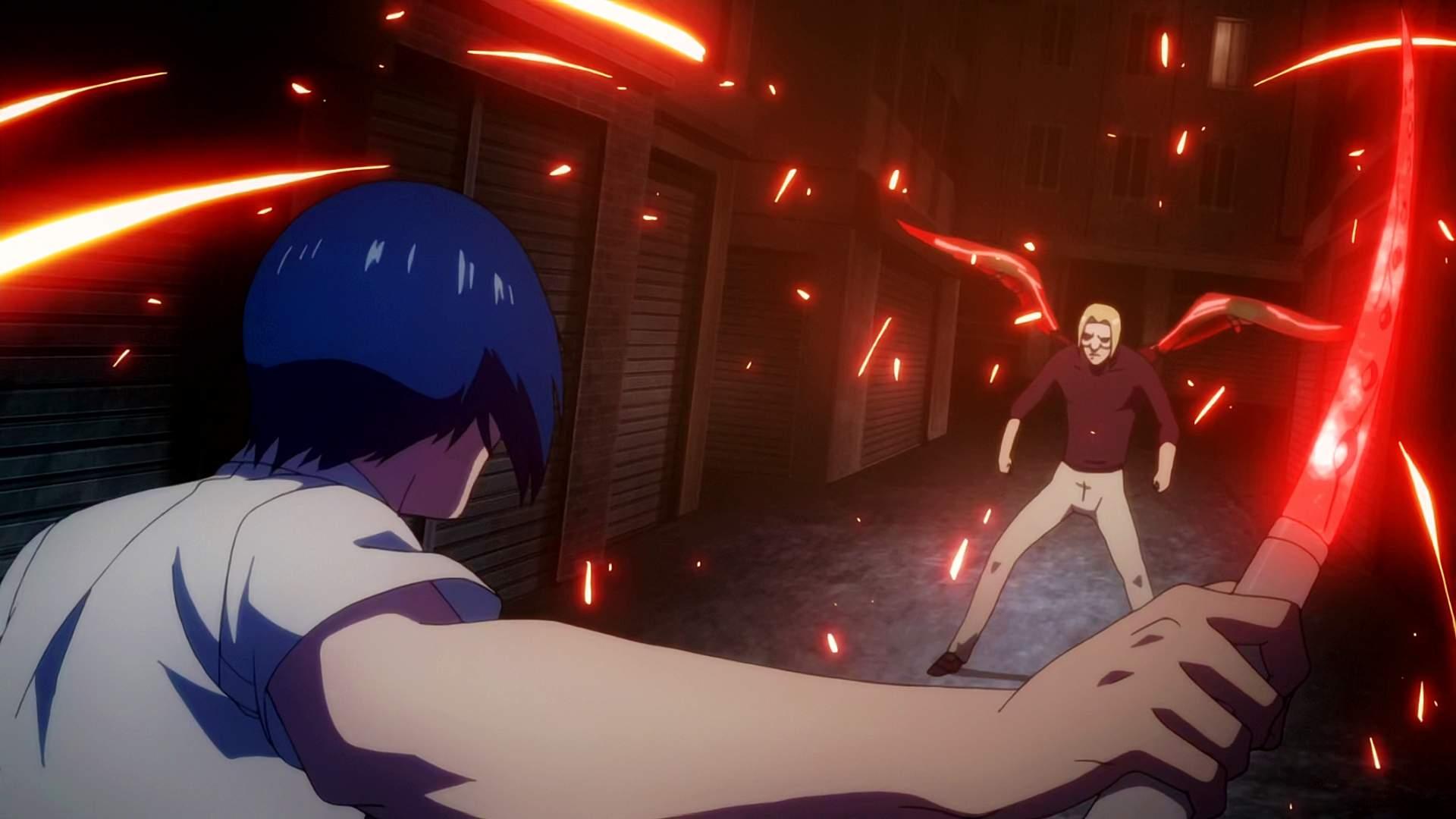 TokyoGhoul-OVA1-SS4-O Tokyo Ghoul OVA 1 Review