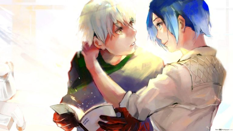 TokyoGhoul-WP33-O-768x432 Tokyo Ghoul OVA 1 Review