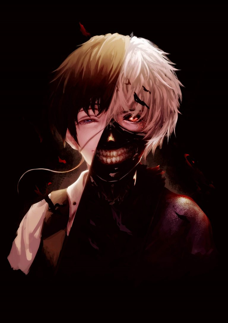 TokyoGhoul-WP8-O-768x1086 Tokyo Ghoul OVA 1 Review