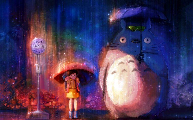 Totoro-WP10-O-768x480 My Neighbor Totoro Movie Review