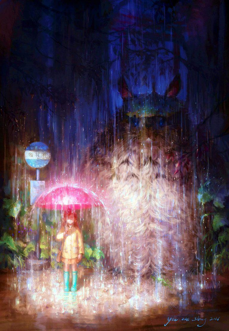 Totoro-WP5-O-768x1110 My Neighbor Totoro Movie Review