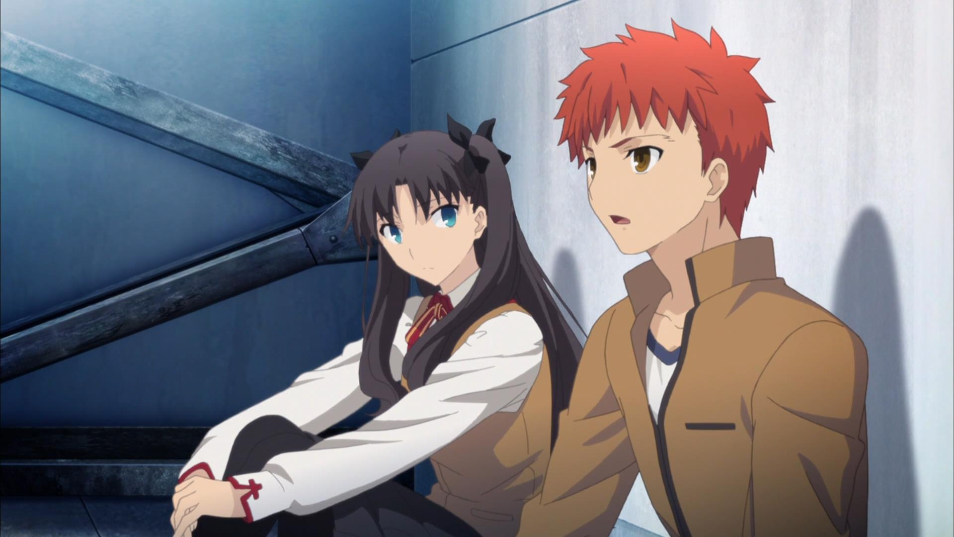 Musings on Fate Stay Night Unlimited Blade Works (TV series