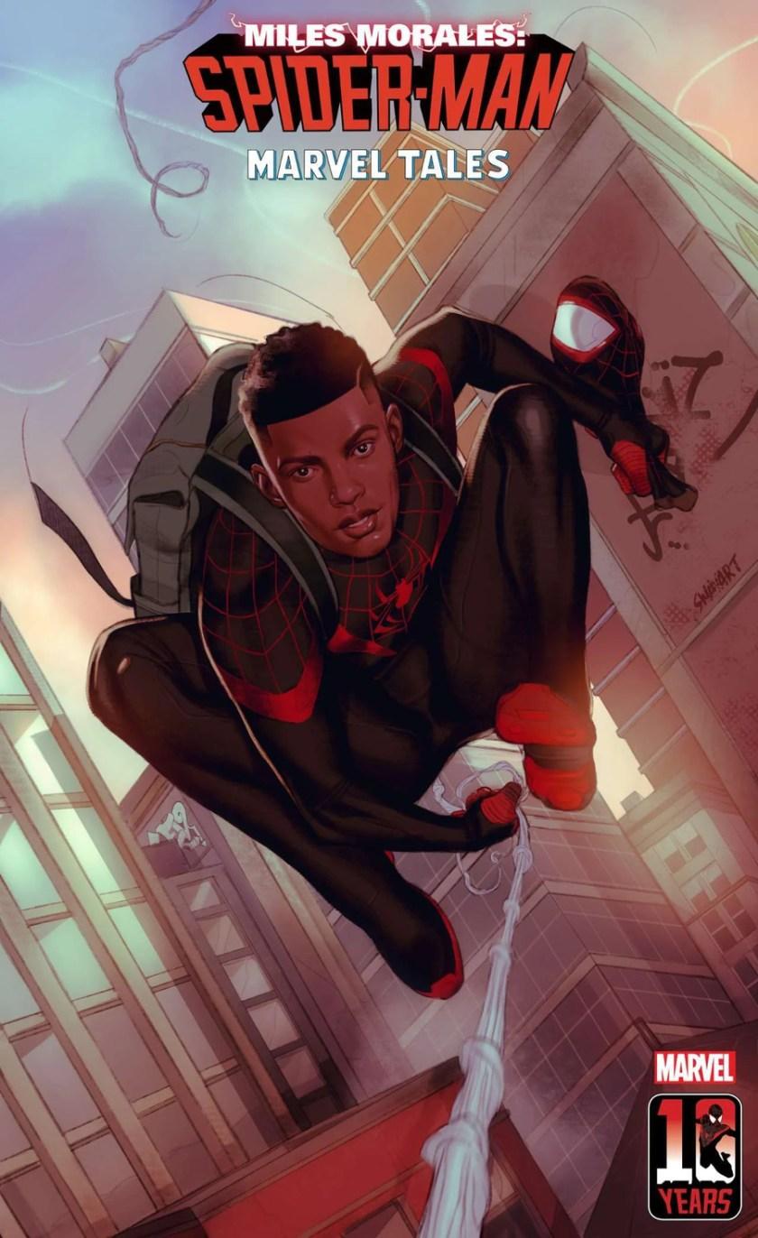 Spider-Man: Miles Morales compie 10 anni, tutte le iniziative Marvel per festeggiarlo