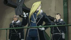 Ice Queen from Fullmetal Alchemist Brotherhood 34