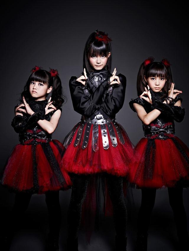 babymetal oct 2012