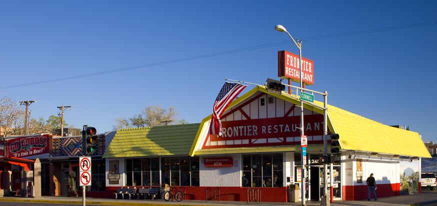 Iconic Frontier Restaurant
