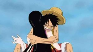海賊王:9個溫馨的擁抱,路飛擁抱了這5人,每一次理由都不同。