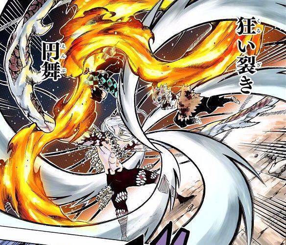 《鬼滅之刃》,炭治郎被忽略的最強技能,蛇柱也許白死了