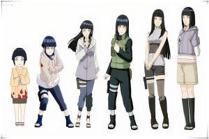 火影忍者:換造型最多的女忍者,雛田超過小櫻,她一套衣服穿到大結局。