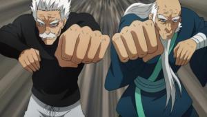 一拳超人:呼吸法是邦古自創的?邦普或許也會,他才是武術界最強。
