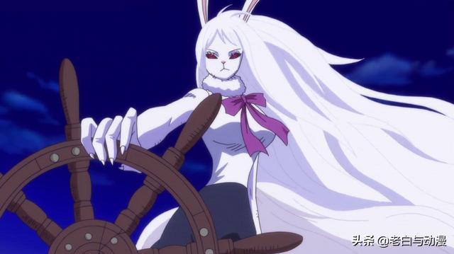 海賊王:大和是美女還幫路飛對付凱多,看來第十人是大和了