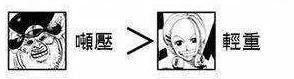 海賊王中的4位重力操控者,史基藤虎難分伯仲,其余兩位能力相撞