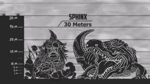 海賊王:出現的巨大生命體,象主有上萬米高,梅麗號還沒白星大。
