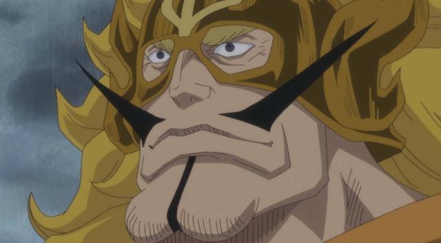 海賊王中的最奇怪的7種胡子,羅傑遭遇設定修改,甚平急需剃掉