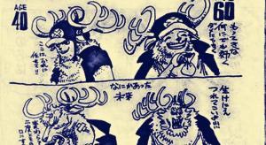 海賊王官方情報:尾田展示草帽團頹廢容貌系列,喬巴成為暴躁老哥