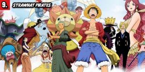 Read more about the article 最強的10個海賊團,羅傑海賊團不是第一,草帽團排名倒數第二