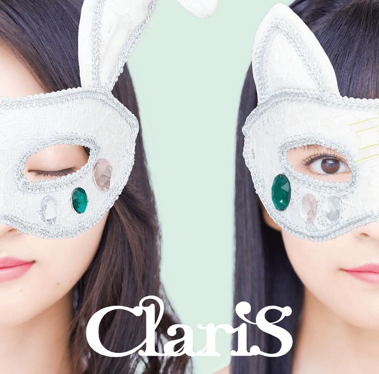 人氣組合ClariS出道十周年終於摘下面具,確實是兩個美少女