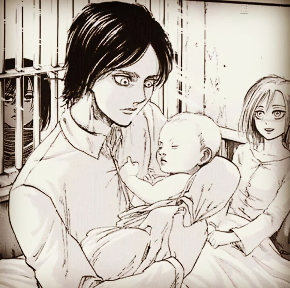 進擊的巨人:女王懷孕的真相與始祖尤彌爾有關,孩子生父已確認