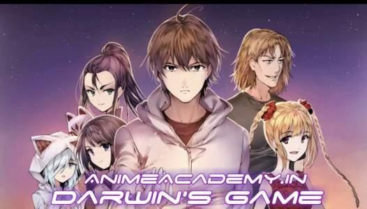 Darwin's Game Hindi Subbed [03/11]