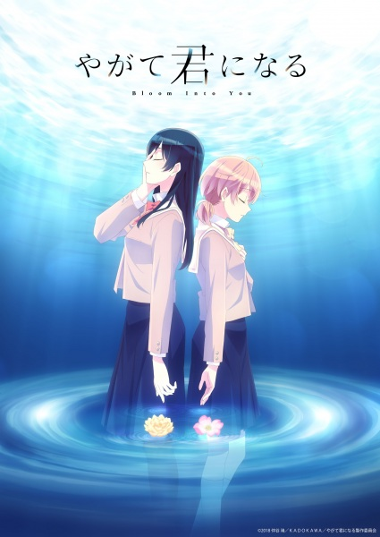 Series Review - Yagate Kimi Ni Naru (Bloom into You)