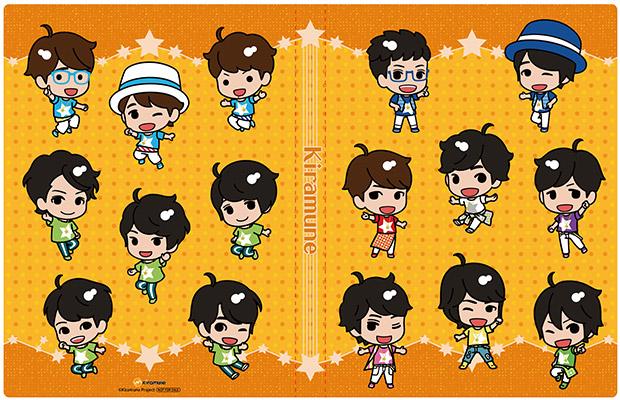 『Kiramune Music Festival ~10th Anniversary~』開催記念 旧譜フェア 10ポイント景品 キラキャラ2L判ブロマイドフォルダ