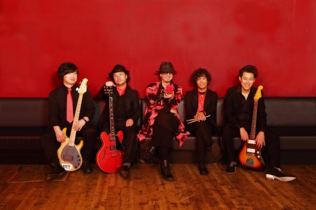「黒田崇矢&Goodfellas」バンド史上初となる1st Full ALBUM発売&ツアー開催決定!