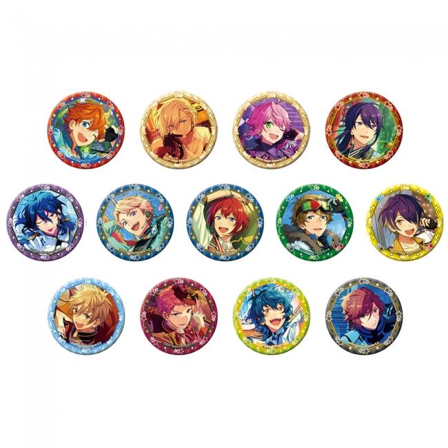 ▲キャラバッジコレクション Idol Special Days Vol.7 ver.A(全13種)